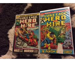 Luke Cage Hero For Hire - Power Man - Marvel 70's #1 Annual